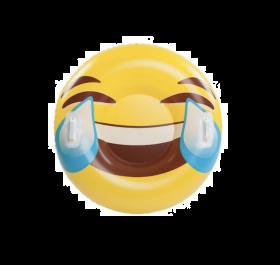 Snow tube emoji
