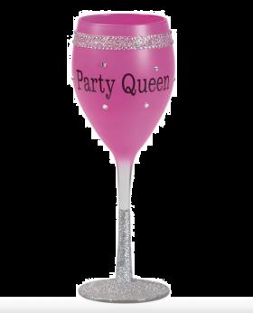 Vinglass Party Queen