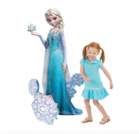AirWalker Frost Elsa