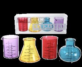 Shotglass, Chemistry Kjemisett