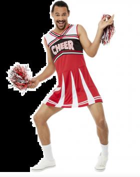 Cheerleader Kjole Herre