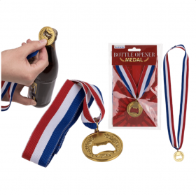 Flaskeåpner Medalje