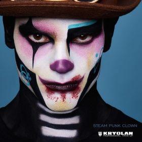 Kryolan Steam Punk Clown sminkesett