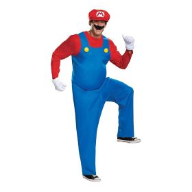 Super Mario voksenkostyme