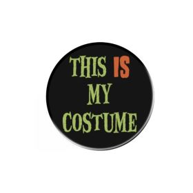 Button, This is my costume