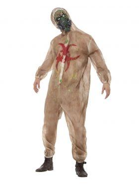 Zombie Biohazard Kostyme