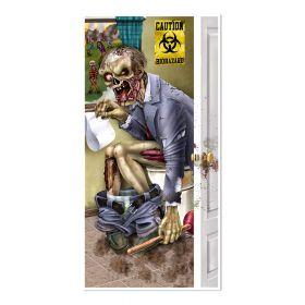 Dørdekorasjon, Zombie Restroom